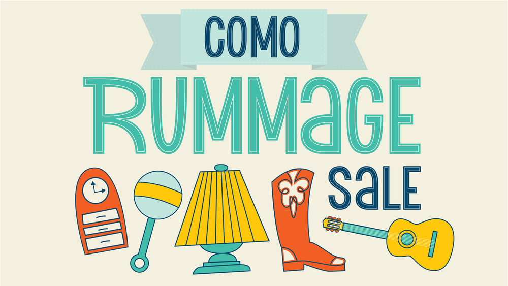 Columbia Parks and Rec Rummage Sale