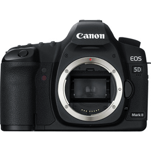 Canon EOS 5D Mark II Digital SLR Camera Body Only Daily Rental $100.00 Weekly Rental $400.00
