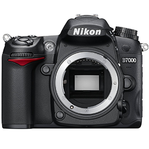 Nikon D7000 Digital SLR Camera (Body Only) Daily Rental $75.00 Weekly Rental $300.00