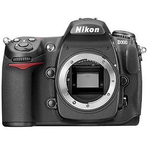 Nikon D300 Digital SLR Camera (Body Only) Daily Rental $75.00 Weekly Rental $300.00