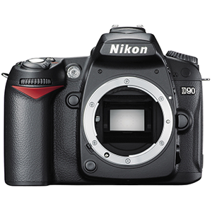 Nikon D90 Digital SLR Camera with 18-105mm lens Daily Rental $50.00 Weekly Rental $200.00