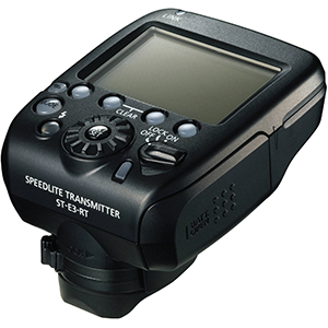 ST-E3RT Remote Radio trigger for Canon Speedlights   Daily Rental $10.00 Weekly Rental $40.00