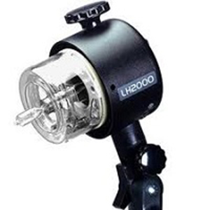 Norman LH2000 Lamphead Includes: lamphead, reflector, stand & umbrella Daily Rental Rate $10.00 Weekly Rental Rate $400.00