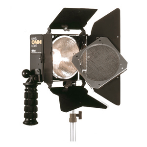 Lowel Omni Light 500 Watts Includes: Umbrella, barndoor,  and stand Daily Rental $10.00 Weekly Rental $40.00