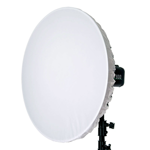 "22"" Beauty Dish Includes: diffusion cover & grid Daily Rental $15.00 Weekly Rental $60.00"