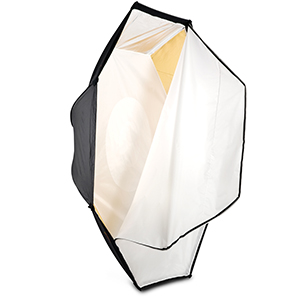 "Photoflex Medium Octodome (55""x55""x16"") Includes: speed ring Daily Rental $20.00 Weekly Rental $80.00"