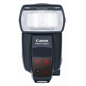 Canon 500ex-II Includes: batteries and case. Daily Rental Rate $15.00 Weekly Rental Rate $60.00