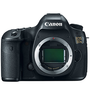 Canon EOS 5DSR Digital SLR Camera Body Only Daily Rental $125.00 Weekly Rental $500.00