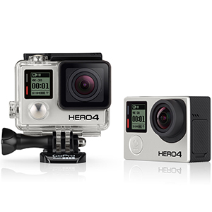 HERO4 Black Camera Daily Rental: $30 Weekly Rental: $120