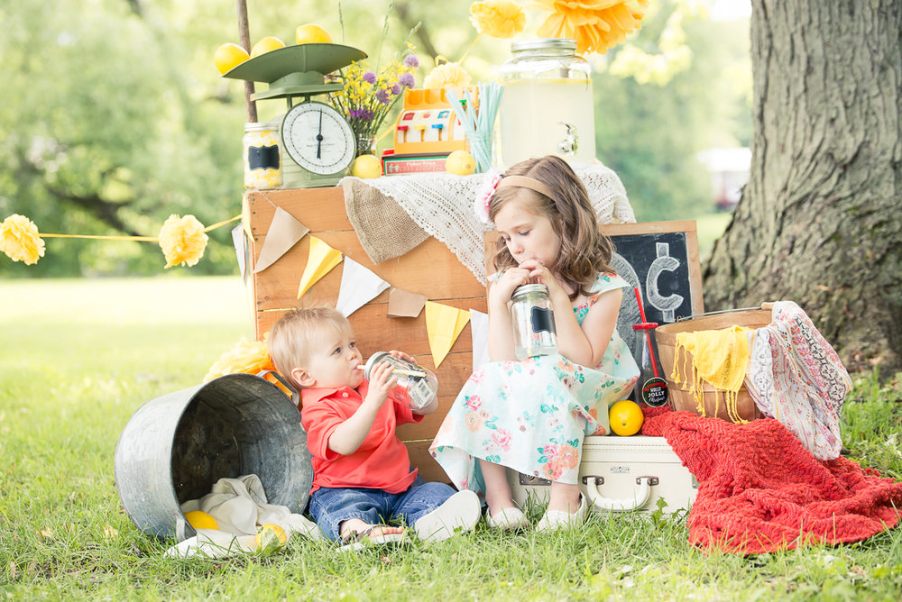 Naomi Lucienne Photography Children's Mini Session