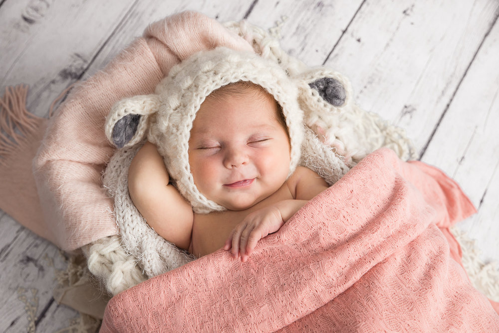 Naomi Lucienne Photography Newborn Session