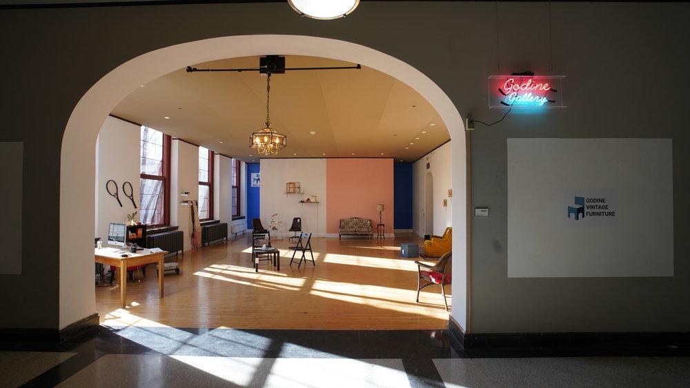 Godine Vintage Furniture - A break down and reflection Godine Vintage Furniture + Godine Family Gallery: A Retrospective