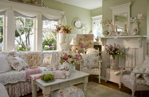 the new generation of shabby chic robin m anderson. Black Bedroom Furniture Sets. Home Design Ideas