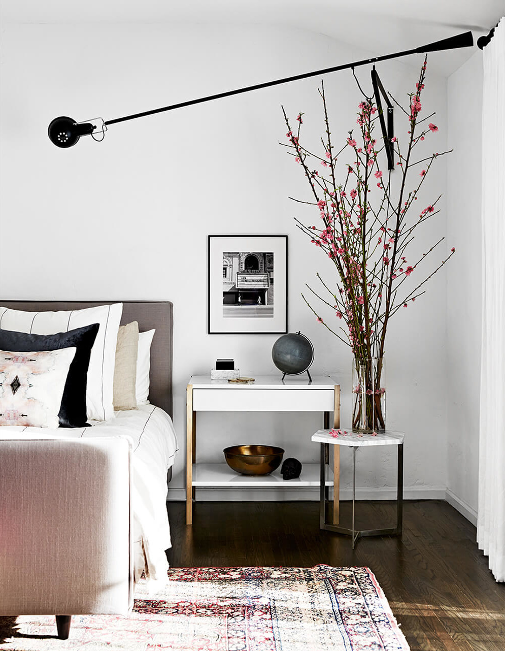 The Case For Statement Swing Arm Sconces — robin m. anderson
