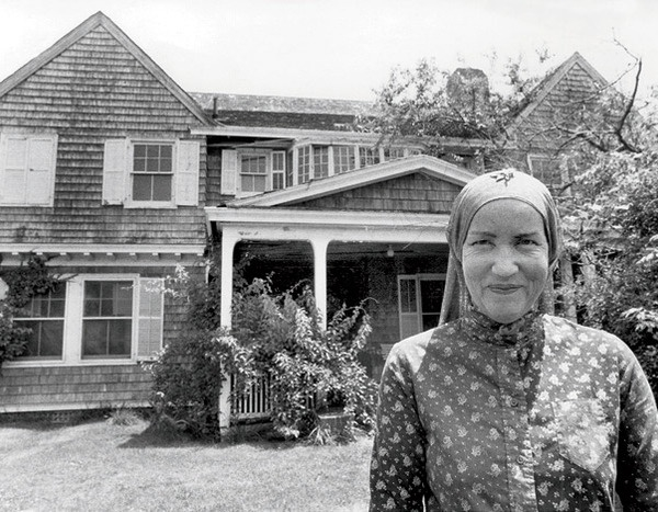 Grey Gardens Then Now Robin M Anderson