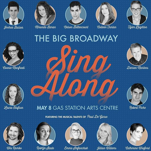 Here are all of the wonderful performers we've got lined up for The Big Broadway Sing Along 3! These fine folks will be leading us all through the hits of Chicago, Hairspray, Jesus Christ Superstar and (that's right) Even More Disney! Get your tickets NOW! #wpgtheatre #winnipeg #wpgevents #broadway #singalong