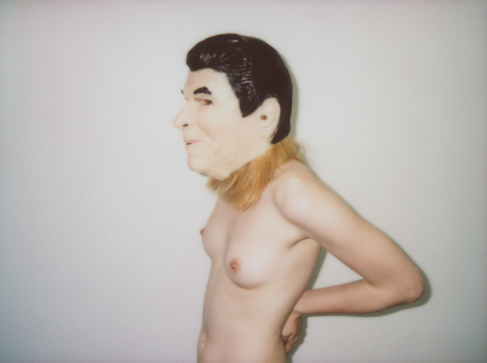 Nude Reagan by John Brian King (2)