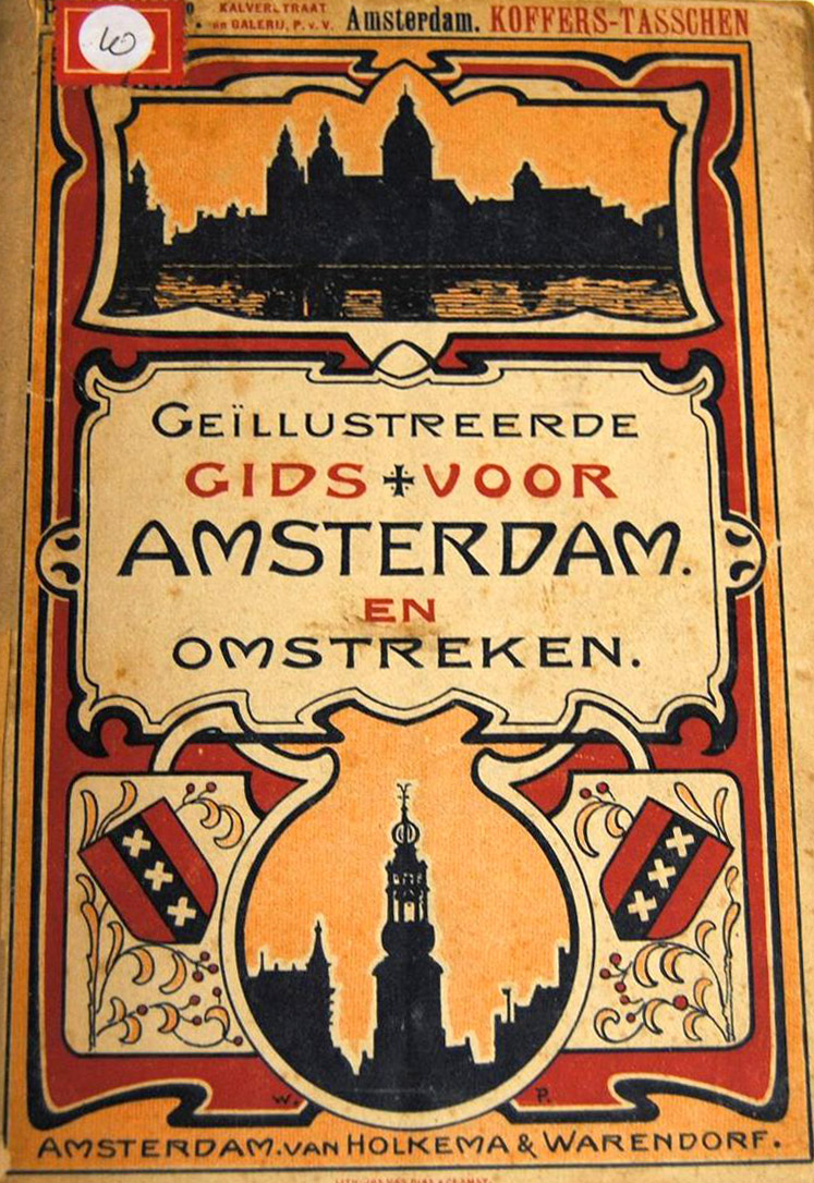 Illustrated Guide to Amsterdam and Environs