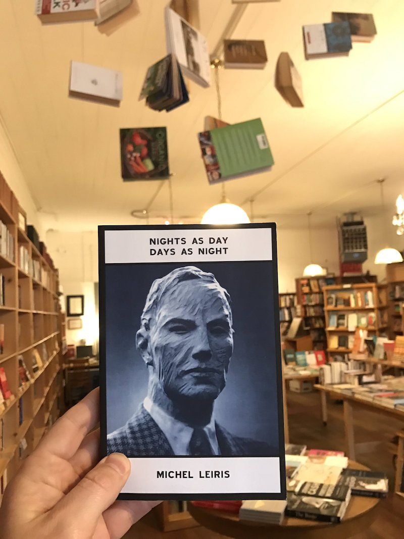Stephen Sparks @rs_sparks / Point Reyes Books @PointReyesBooks