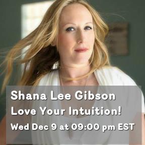 Shana Lee Gibson