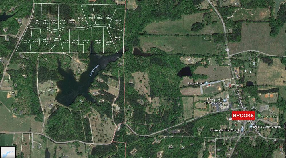 Satellite overlay of neighborhood 2