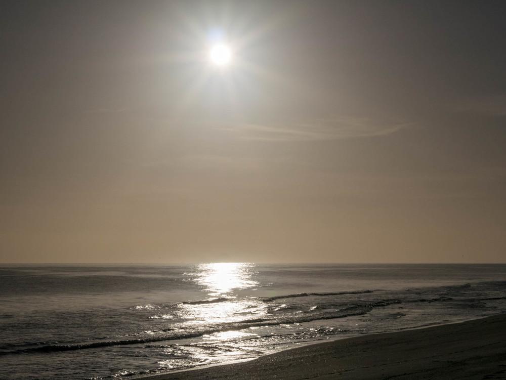 Sunrise @ Pukehina Beach 2015