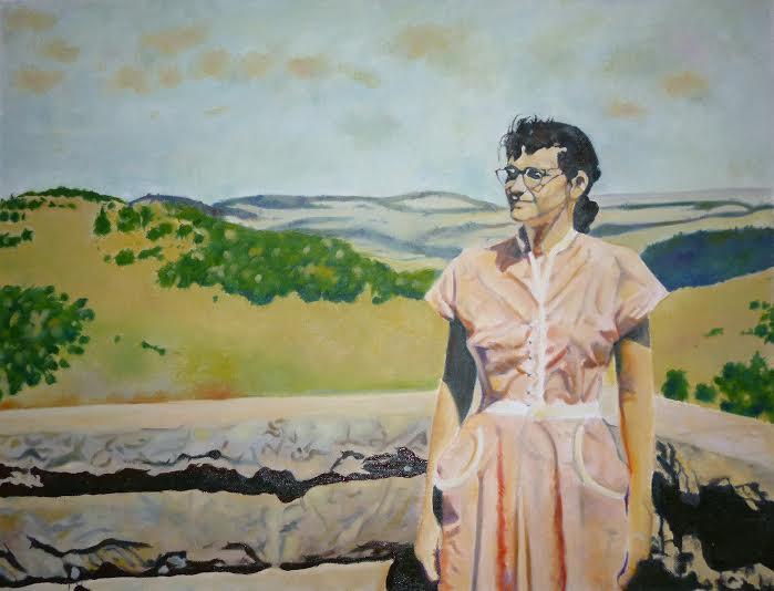 Grandma Whitney in Africa