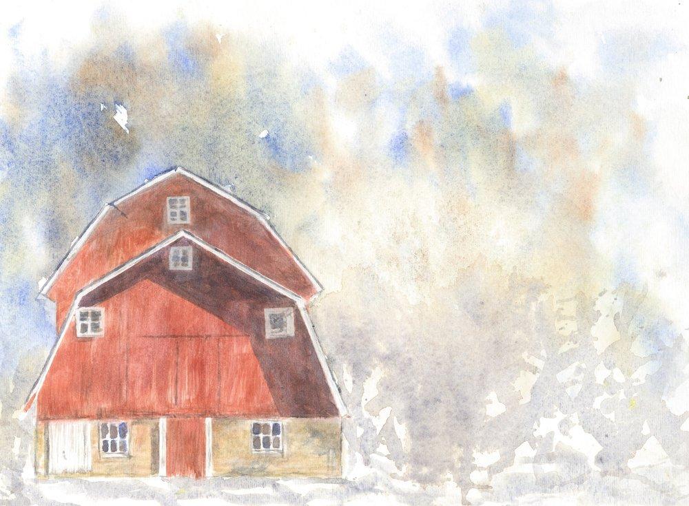 Webster Barn
