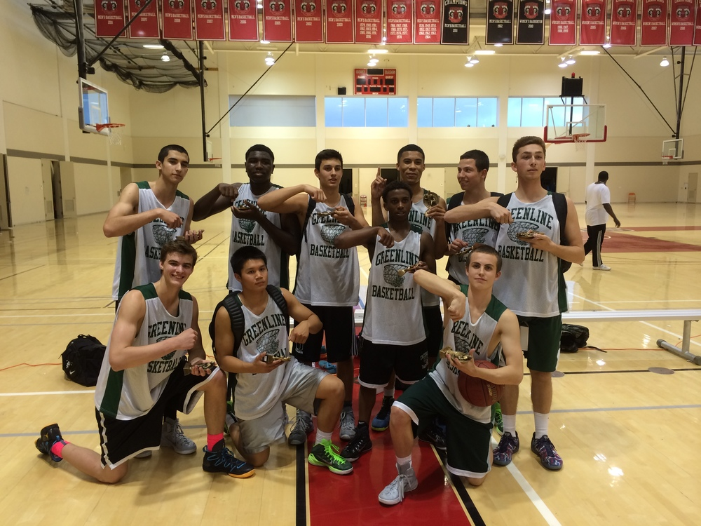 Greenline - 2015 17U Champs