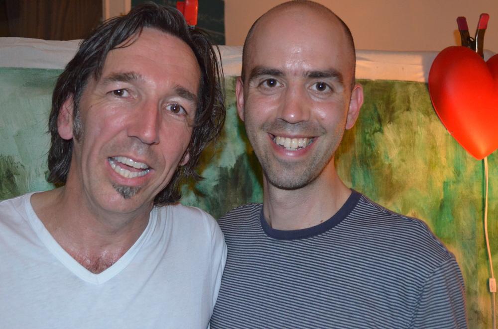 Stephen Fearing & Michael Herring