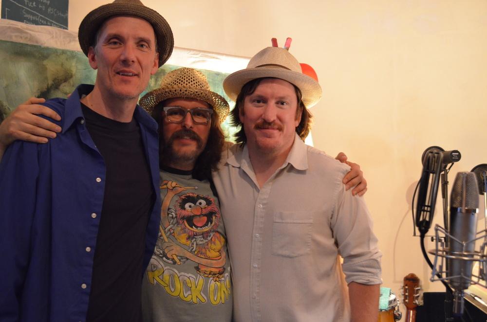 Kevin Breit, Dave Clark & Joe Lapinski