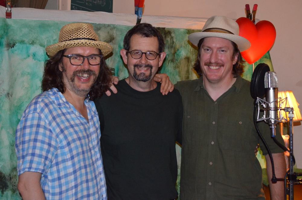 Dave Clark, Victor Bateman & Joe Lapinski