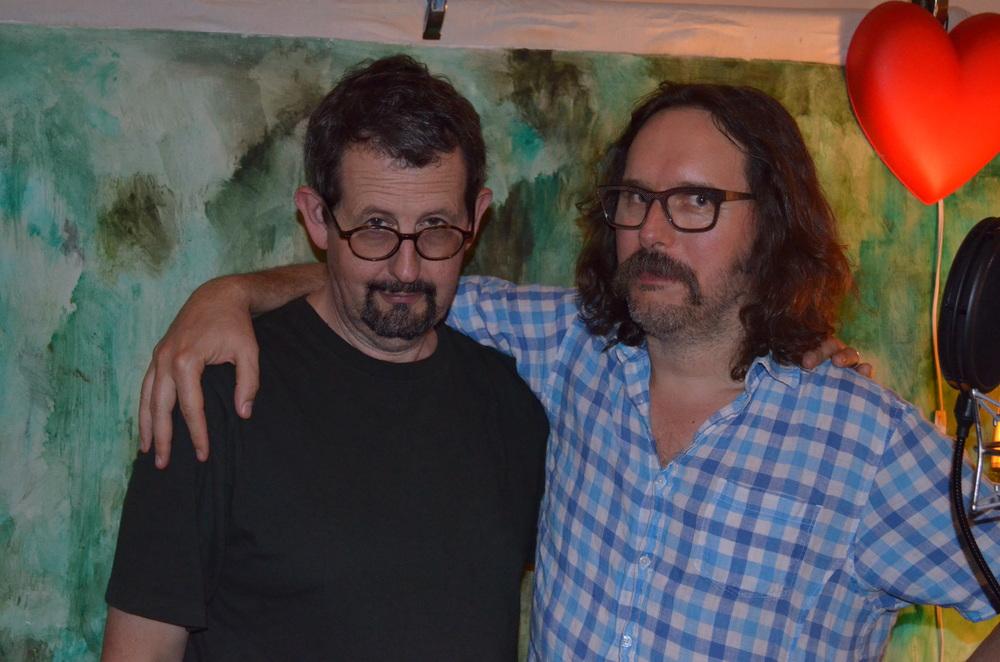 Victor Bateman & Dave Clark