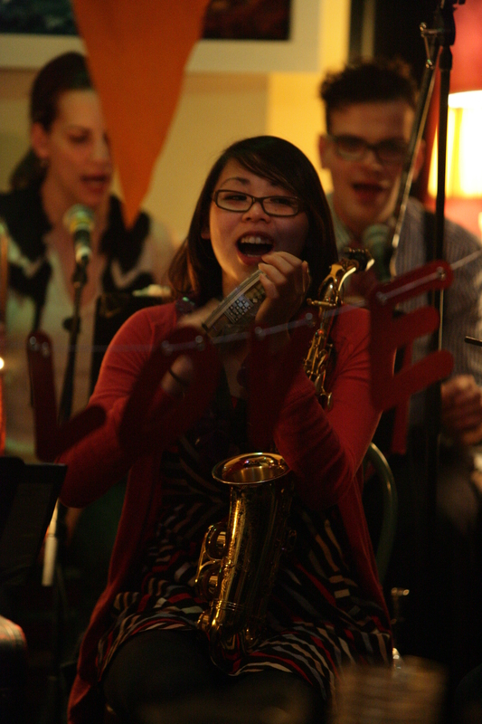 Karen Ng at Tranzac.JPG