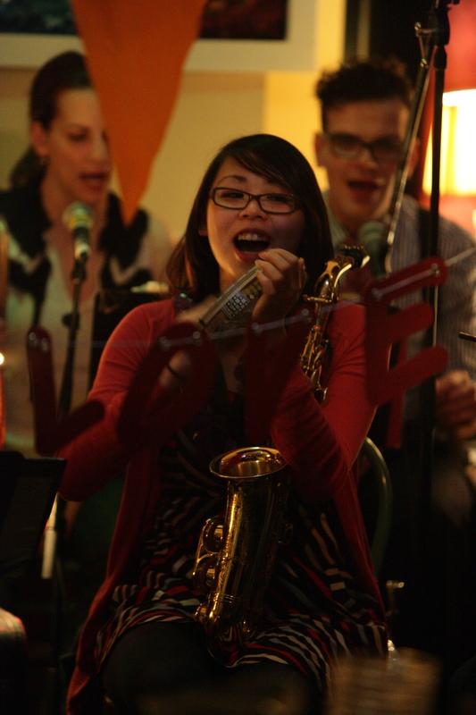 Karen Ng at Tranzac.JPG