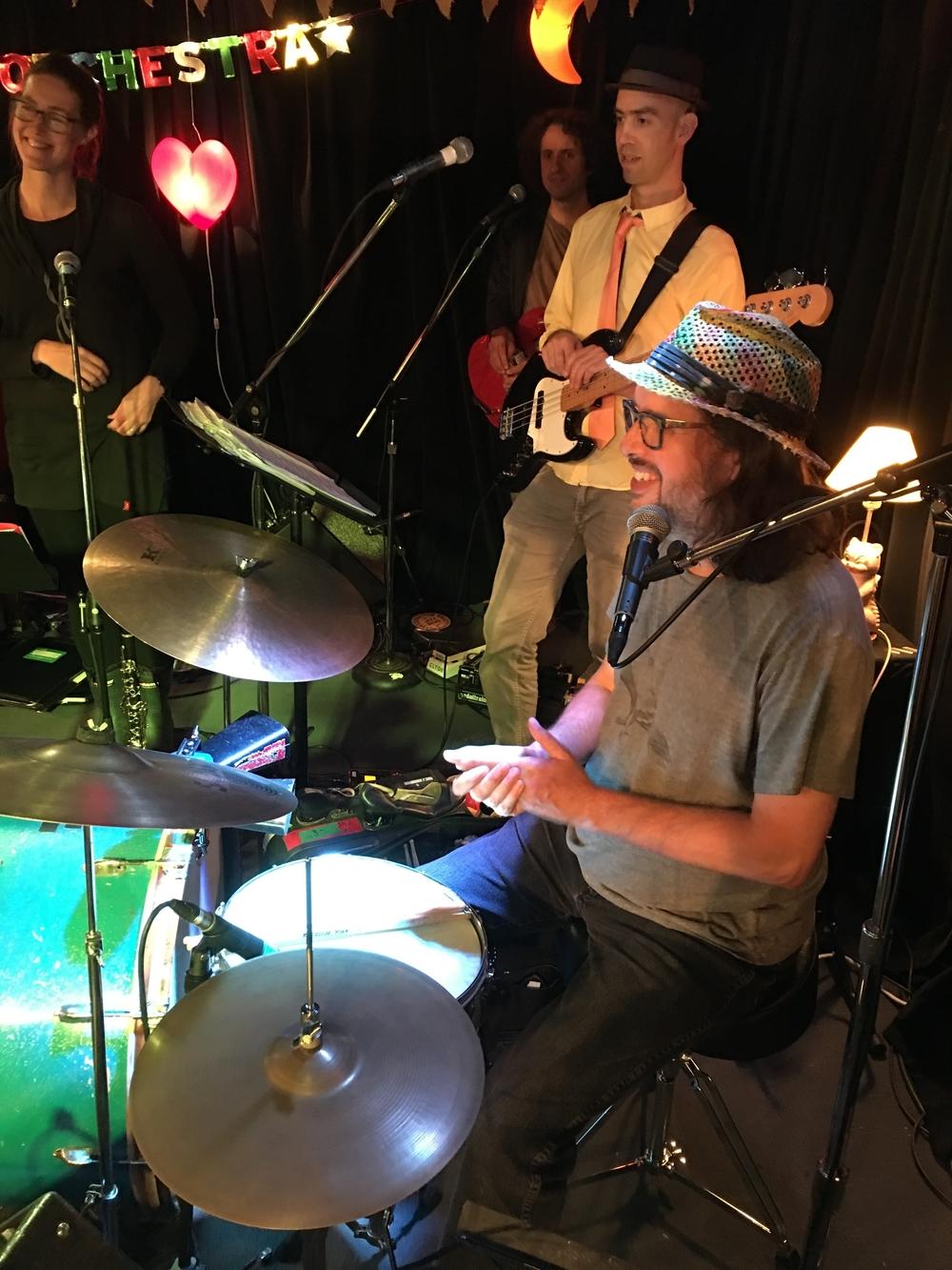 Hugh's Room Toronto Sound Check Oct 30/15