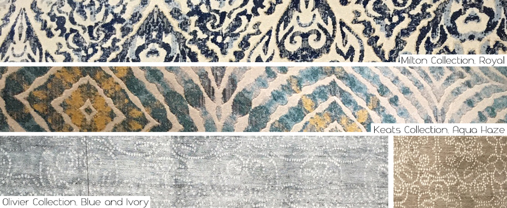 Featured collections from  Feizy Rugs.