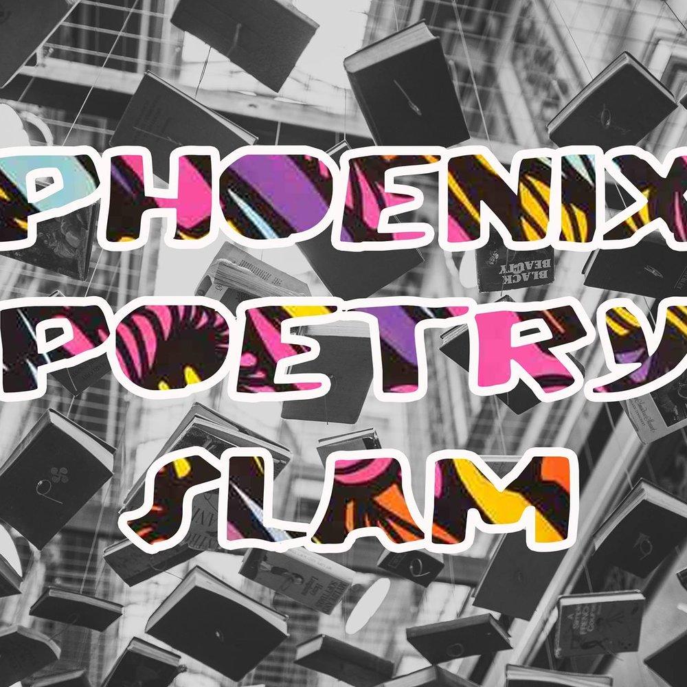 Phoenix-Poetry-Slam