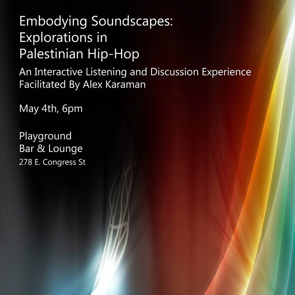 Palestinian-Hip-Hop