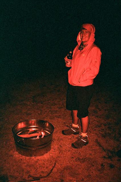 Anza Borrego Campfire