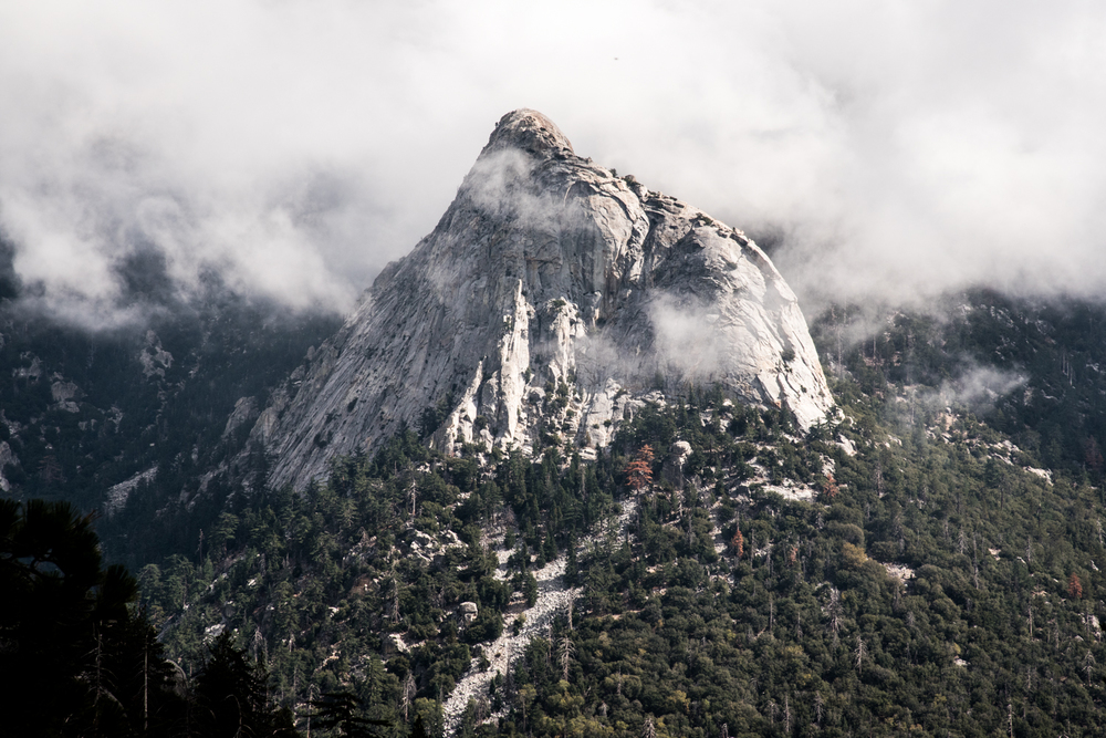 Tahquitz Peak, from Deer Springs Trail. Worth it.
