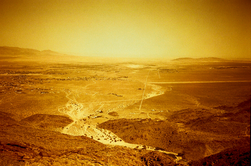Redscale valley