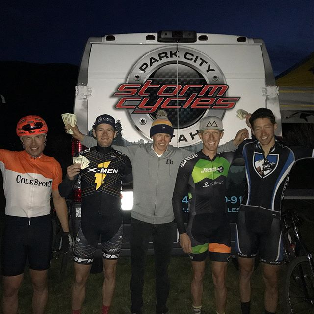 Post 1 of 2 from last nights race p/b @stormcyclespc ! First off, thanks to all that attended and MASSIVE hugs to Storm cycles!!! Leave us a comment about the course for a chance at a free entry to the season finale NEXT week!!! #ptowncross