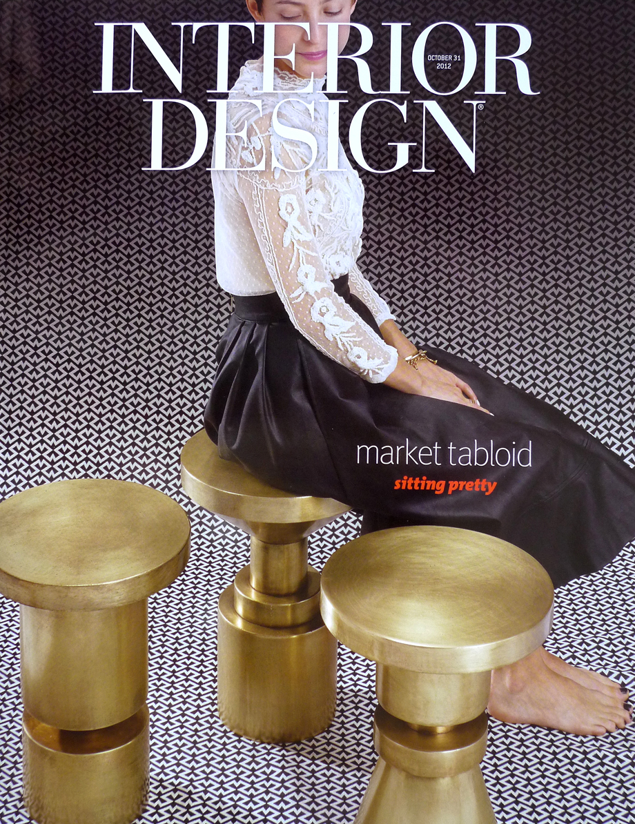 INTERIOR DESIGN MARKET TABLOID