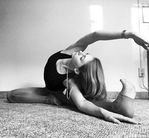 Samantha Grieco - Samantha started her yoga practice in 2009 while a student at Binghamton University. Like many, she started yoga for the physical benefits. A ballet dancer for twelve years, she enjoyed the beauty in the shapes that yoga can create with the body. Yet through practice, she has found that yoga paints a more well-rounded picture. It is not only physical but a mental, emotional, and spiritual journey, as well.Samantha completed her 200-hour teacher training through Twin Cities Collective at Organic Yoga and is excited to be able to share her love of yoga with others. Through her vinyasa classes, she hopes to connect people to their bodies through breath and to provide a safe space for all to explore and deepen their own personal yoga journeys.Outside of yoga, Samantha is a graduate student at Binghamton University working towards her MS degree in biological chemistry and her MAT degree in chemistry.