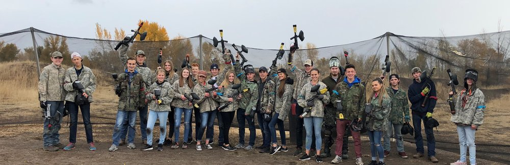 Homecoming Group from Idaho Falls