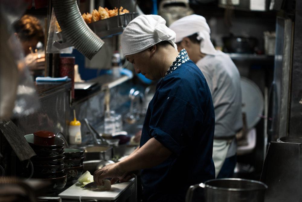 Foodie en Japón