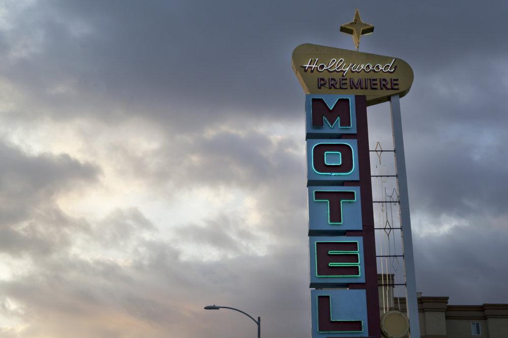 Hollywood Motel - Foto por Aldo Chacón