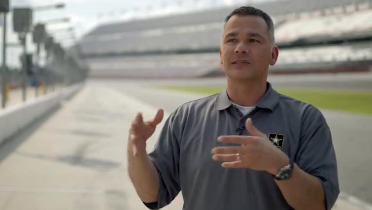 NASCAR, US MILITARY & SOLAR - FEB 2015