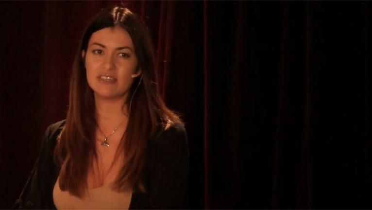 TESLIVE:LEILANI &ELON MUSK - AUG 2012